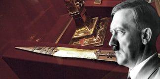 Hitler y la Lanza del Destino