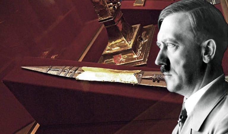 La obsesión de Hitler por la Lanza Sagrada de Cristo