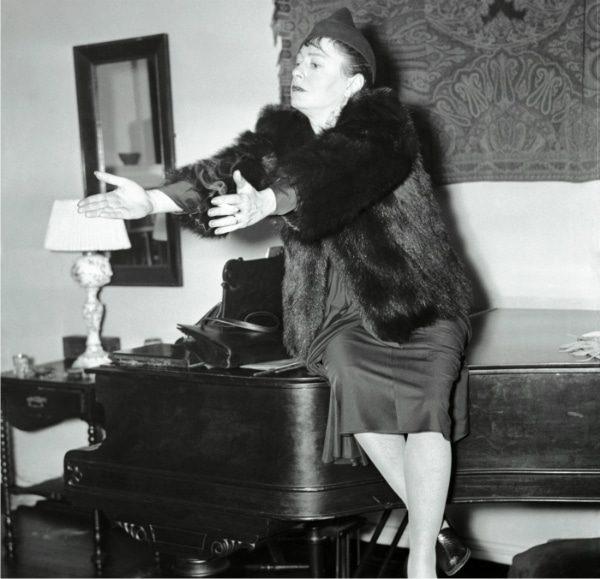 Dorothy Parker. Escritores alcohólicos