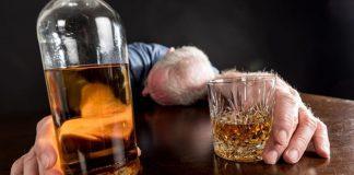 escritores alcohólicos