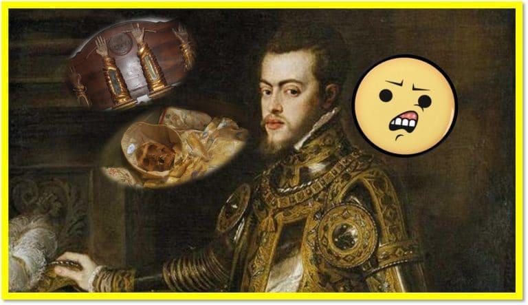 El fetichismo de Felipe II por las reliquias