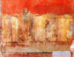 Fullonicae, lavanderías en Roma, jabon roma