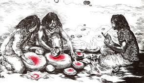 clanes cazadores-recolectores drogas Prehistoria chamanes