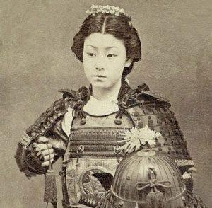 Onna bugeisha mujer samurai