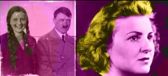 Geli Raubal sobrina Adolf Hitler Eva Braun