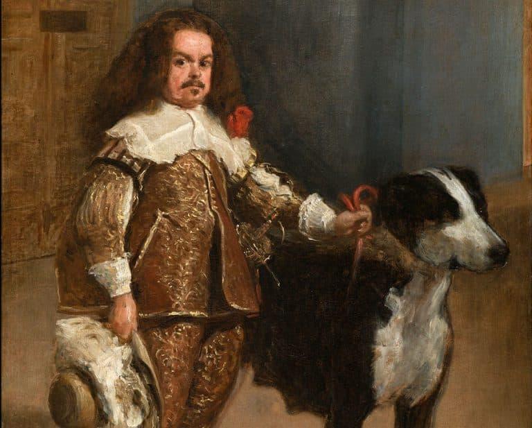 Felipe IV y su Corte llena de enanos y locos