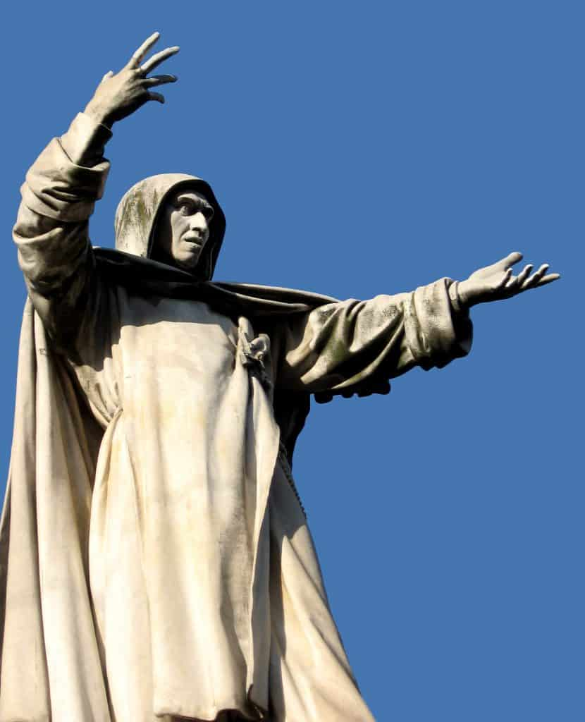 Girolamo Savonarola Ferrara hereje