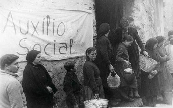 ingenio culinario en la posguerra española alimentacion guerra civil la guerra civil española posguerra