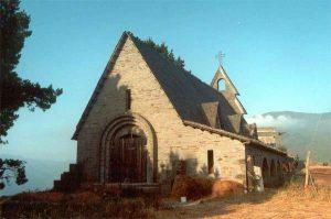 Iglesia en la Paicega