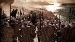 Persas, Guerras Médicas, Esparta, Termópilas los 300