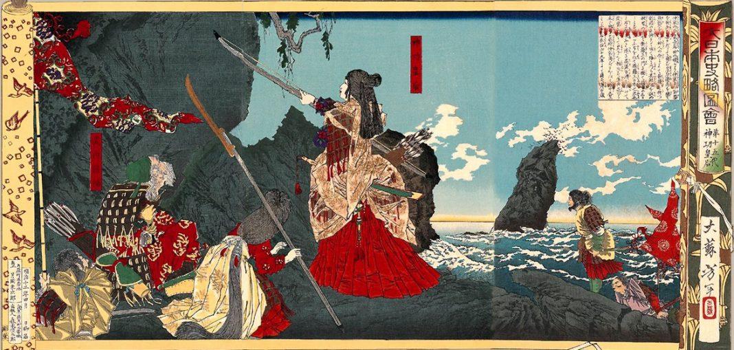 Onna bugeisha mujer samurái