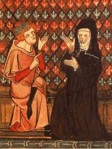 Primera representación de Eloísa y Abelardo