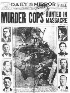 matanza del Día de san Valentín