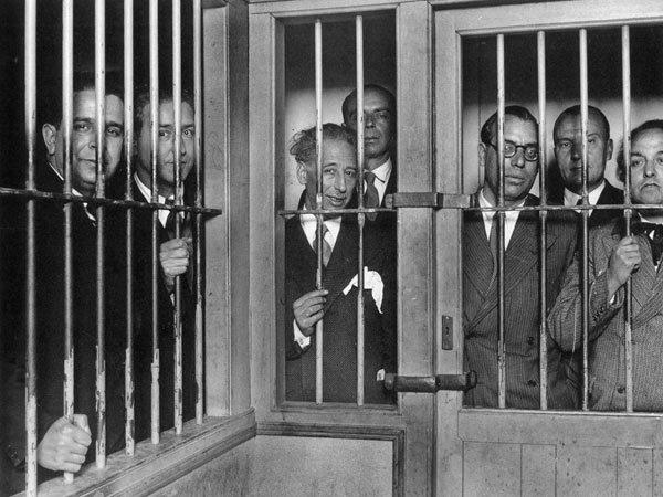 Gobierno Generalitat cárcel 6 de octubre 1934 Independentismo catalán