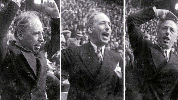 President Lluís Companys Generalitat ERC Esquerra Republicana