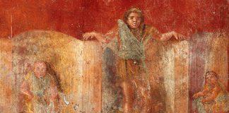 Fullonicae, lavandería romana con orina