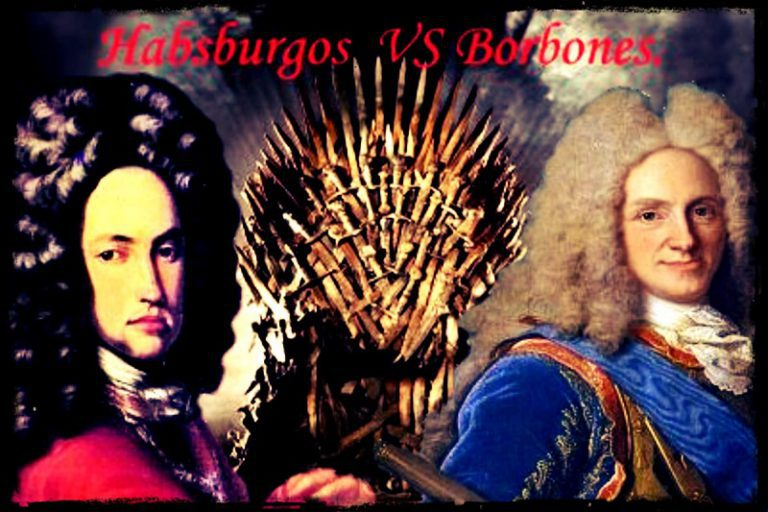 ¡Menuda faena morir sin descendencia! Borbones Vs. Habsburgos: Juego de Tronos a la española.