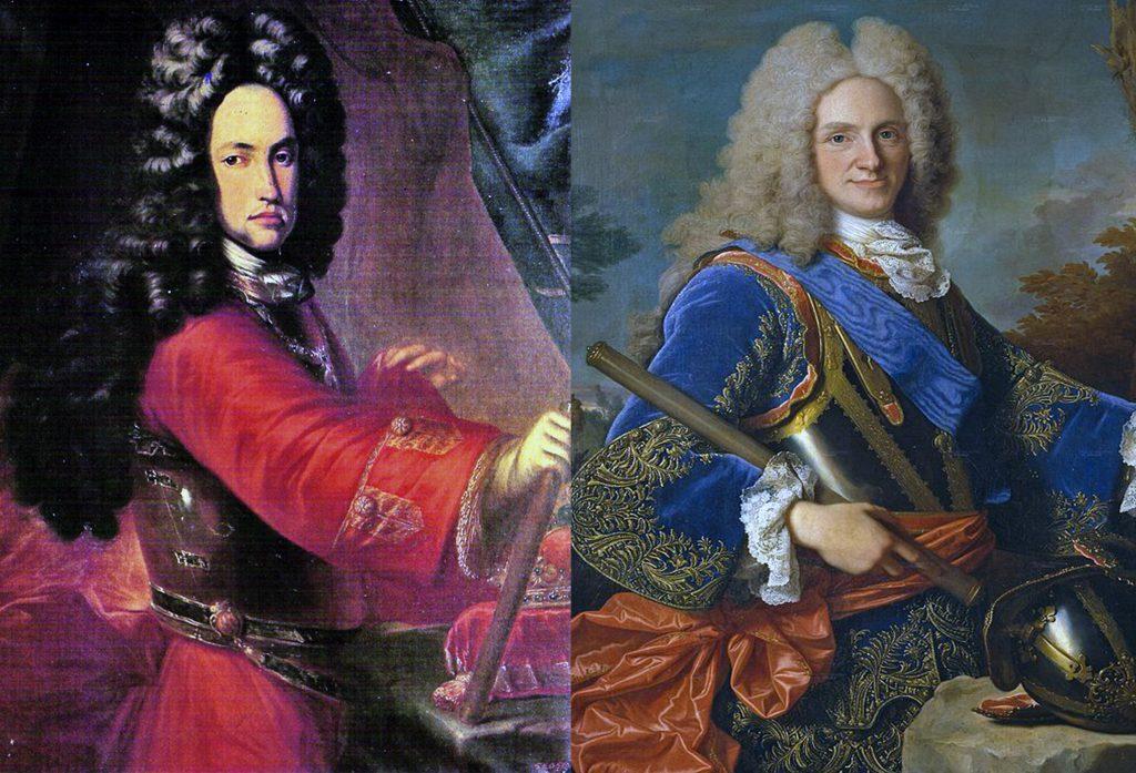 Carlos III Felipe V Guerra de Suceción española