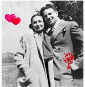 Nancy Wake y Henri Fiocca