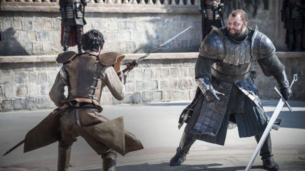 juicio por combate en la Edad Media