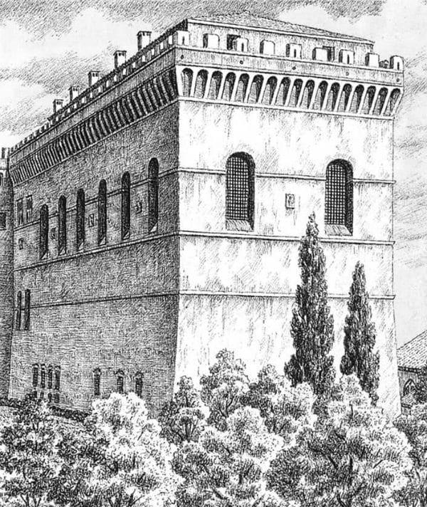 Capilla Sixtina en la reformada Cappella Maggiore