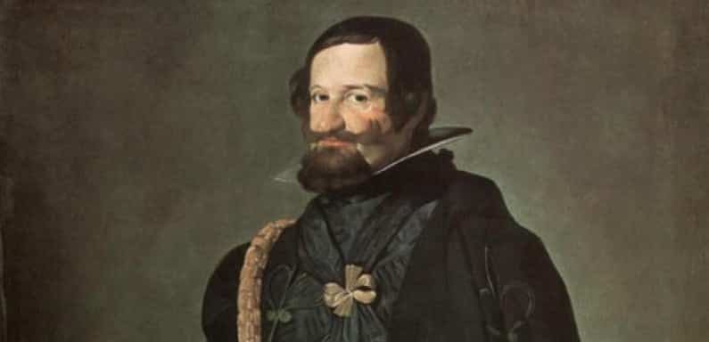 conde duque de olivares contra el duque de Medina Sidonia por la independencia de Andalucía