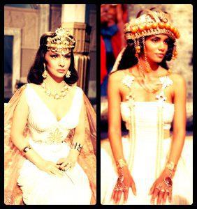 Salomón y la Reina de Saba Gina Lollobrigida Halle Berry