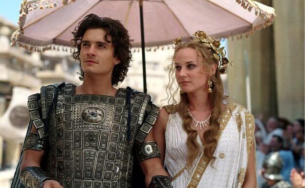 la verdadera historia de la Guerra de Troya