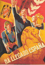 Carteles electorales en la II República y carteles electorales en la Guerra Civil