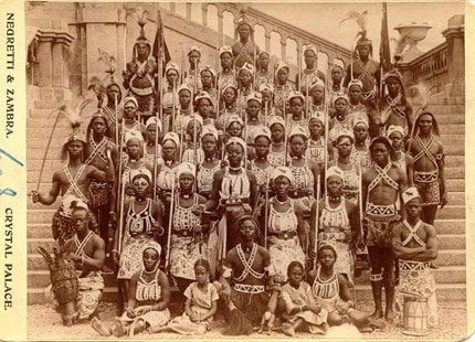 tráfico de personas esclavos africanos plantaciones azucareras