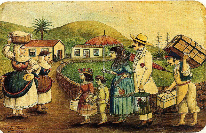 Indianos emigrantes catalanes Cuba