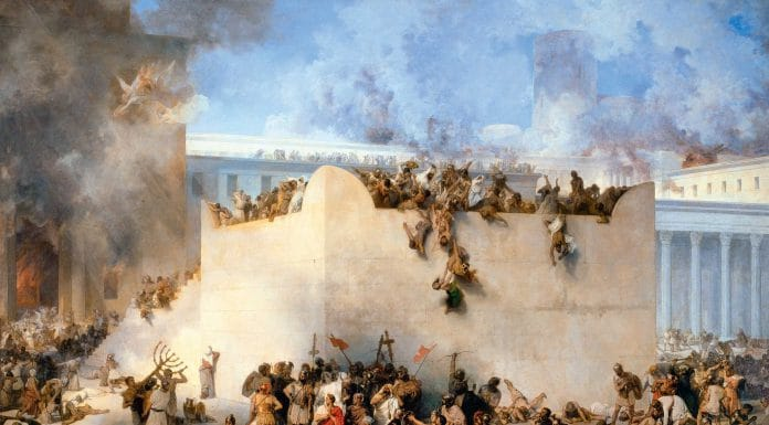 masada último bastión de la resistencia judía