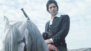 Curro Jiménez, bandolero protagonista de la serie española que narra sus aventuras