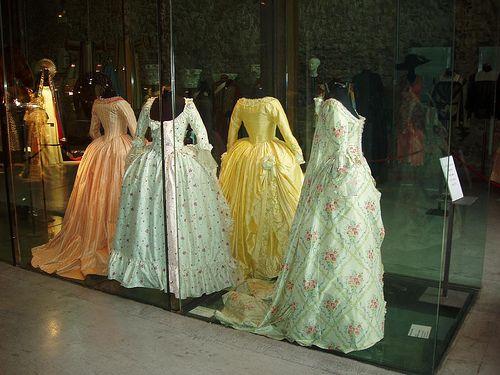maria antonieta moda