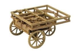 carro autopropulsado de Leonardo Da Vinci