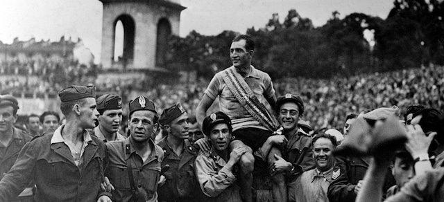 Gino Bartali ciclista que desafió a hitler judios ciclismo