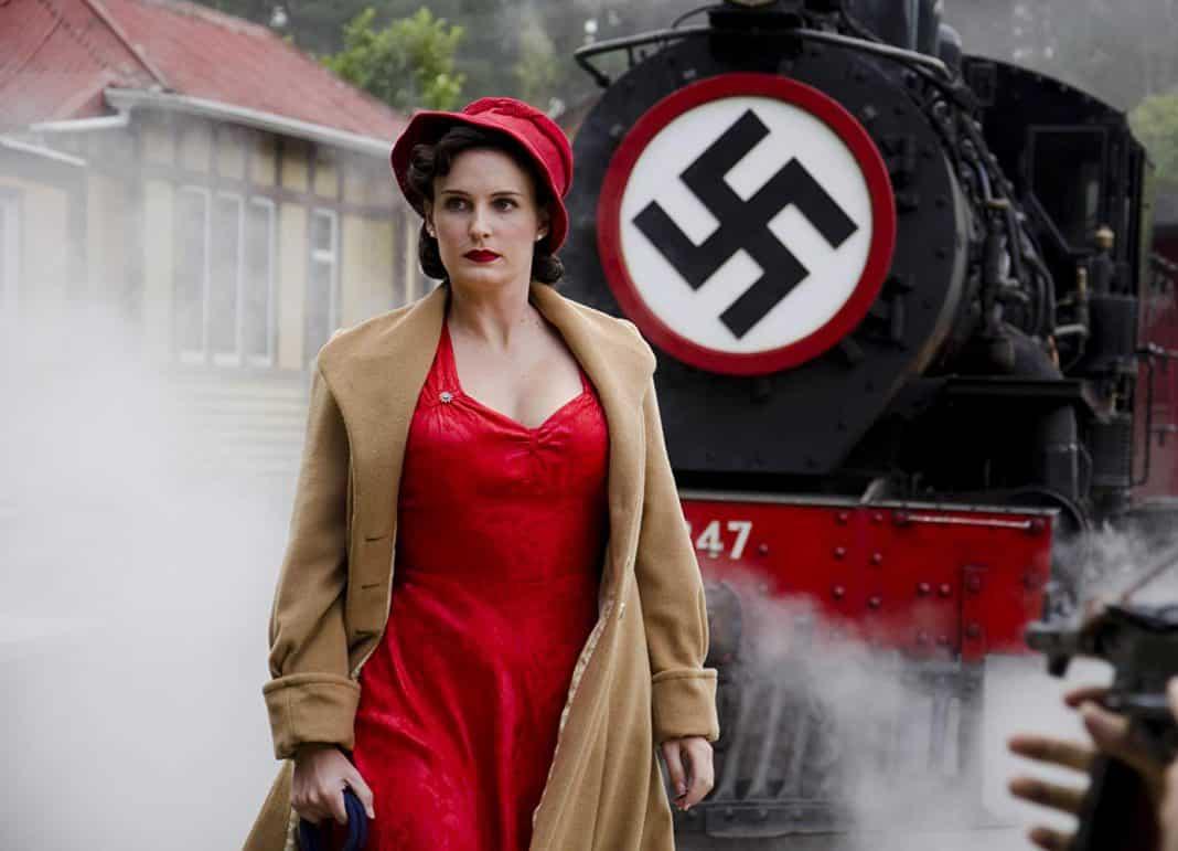 Nancy Wake, espçia, partisana, nazis