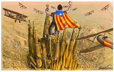 República catalana de 1934 independentismo