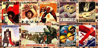 propaganda guerra civil española