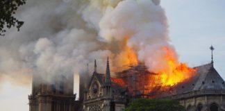 iglesias quemadas