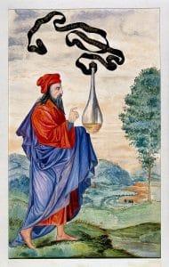 magia en el Islam, transformación de metales, alquimia islámica