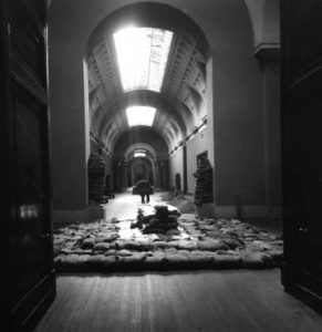 el Prado en la Guerra Civil