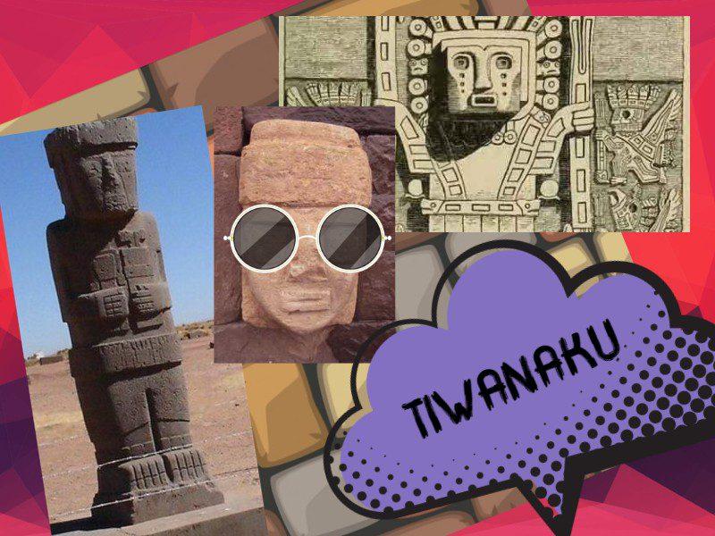 cultura tiwanaku misterios puerta del sol