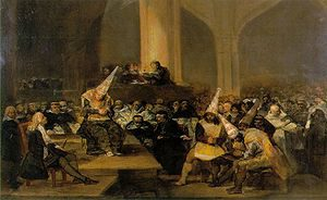 inquisición y magia