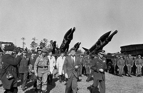 JFK crisis de los misiles