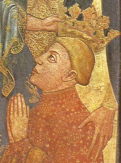 Coronación de Fernando I de Aragón