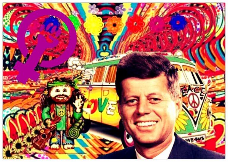 JFK, el presidente de la década prodigiosa: los convulsos años 60