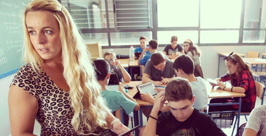 Profesora Rosa Liarte - Entrevista - Lecciones de Historia