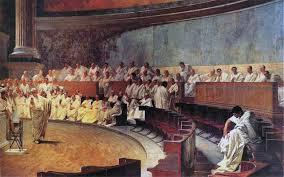 Cicerón sobre Catilina