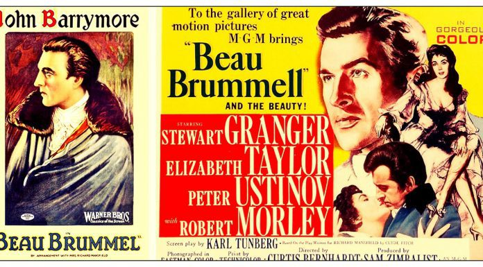 George Brummell influencer del siglo XIX
